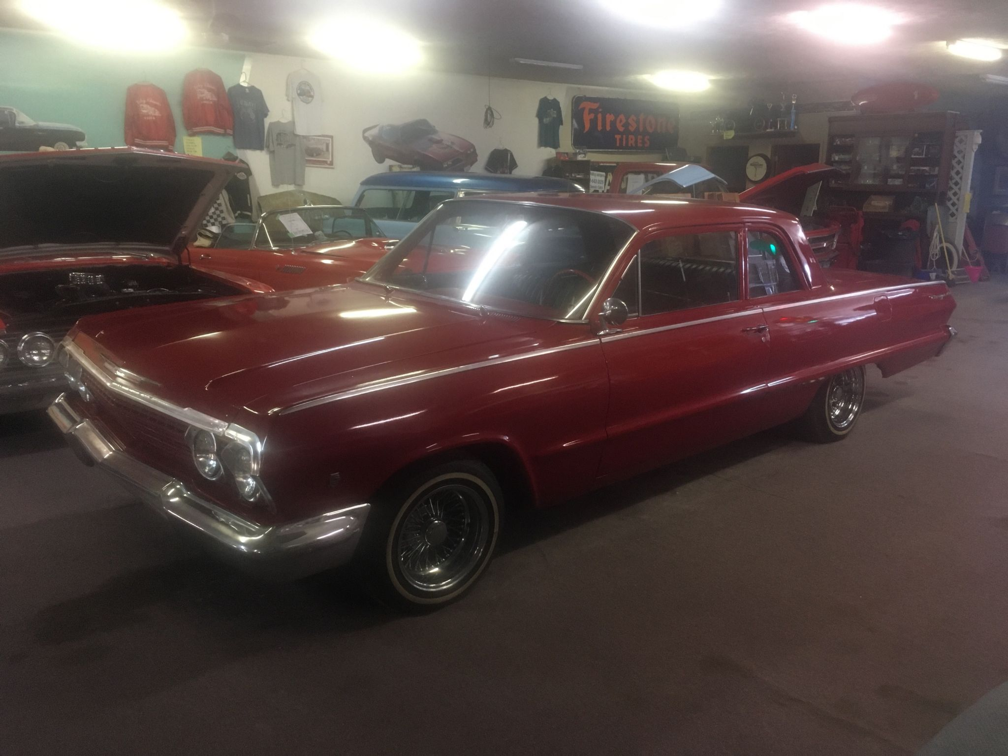 1963 CHEVY BISCAYNE