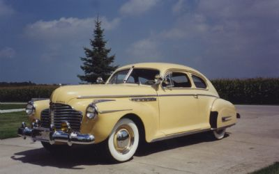 1941 Buick Sedanette Special