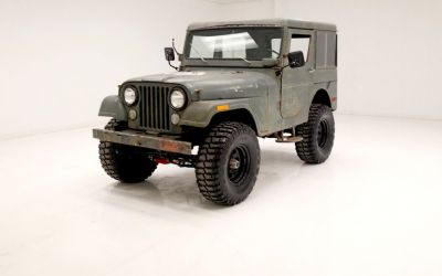 1972 Jeep Military
