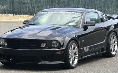 2006 Ford Mustang S281 Supercharged Saleen Coupe