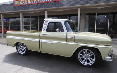 1965 Chevrolet C10 2 DR. Pickup