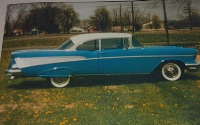 1957 Chevrolet Bel Air Hdtp