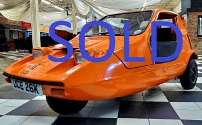 1972 Reliant Bond BUG 700SE