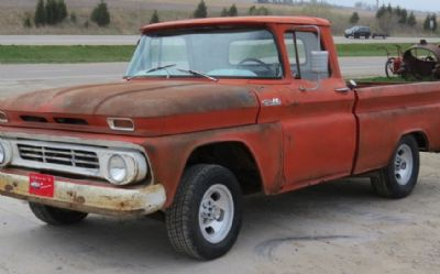 1962 Chevy C10 Pickup