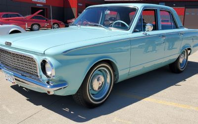 1963 Plymouth Valiant 2 + 2