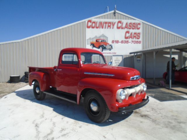 1951 FORD F3