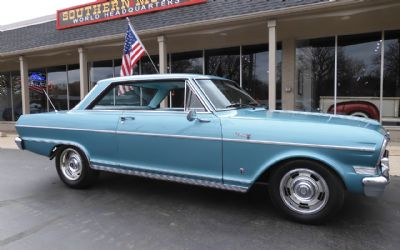 1964 Chevrolet Nova 2 DR. Coupe
