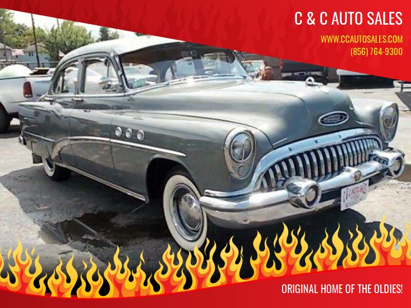 1953 Buick 40 Special