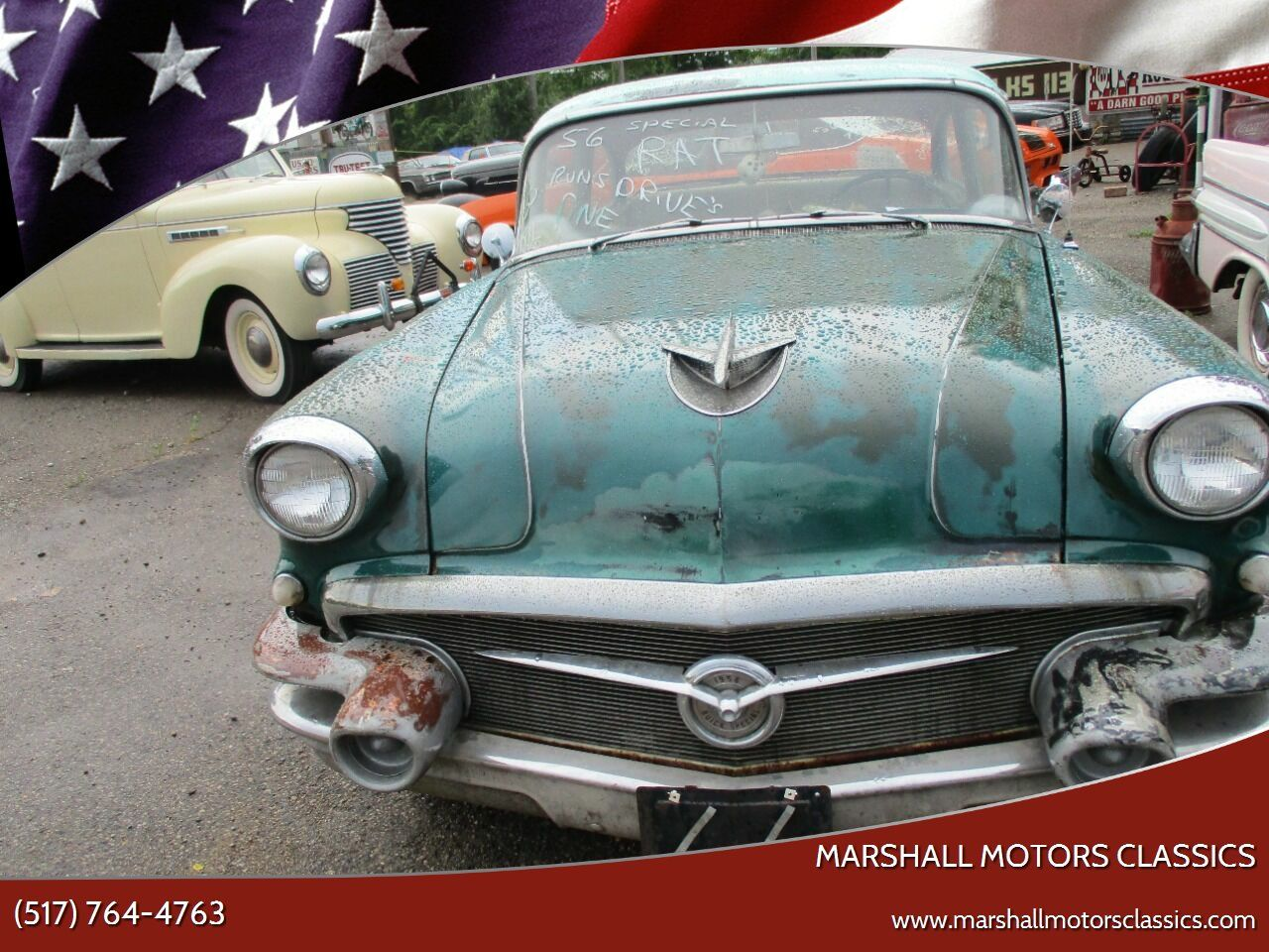 1956 Buick 40 Special