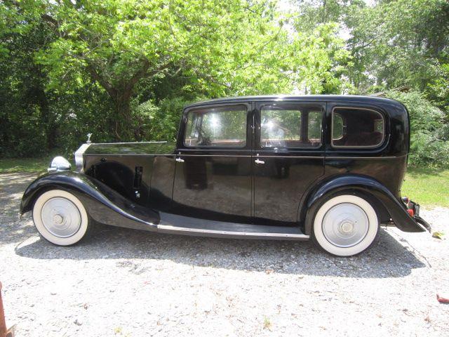 1935 ROLLS-ROYCE 25/30