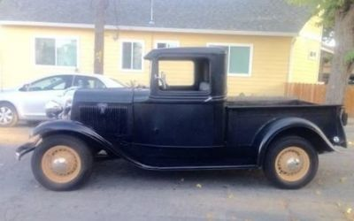 1934 Ford Short BED Pickup