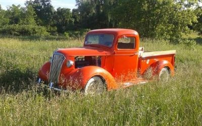 1937 Chevrolet Pickup Hot Rod