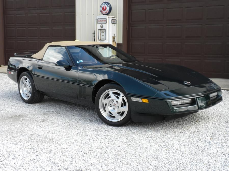 1990 Corvette Convertible Thumbnail 1