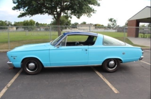 1966 Barracuda Image