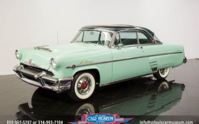 1954 Mercury Monterey SUN Valley Hardtop