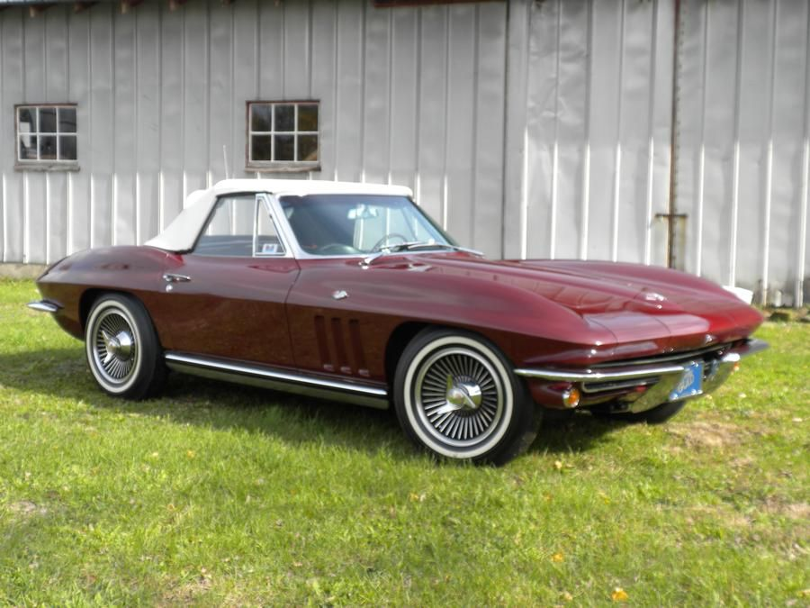 1965 Corvette Convertible Thumbnail 1