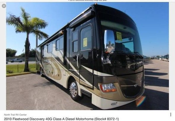 2010 Fleetwood Discovery For Sale | AutaBuy com