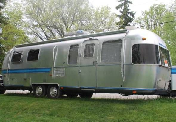 1985 Airstream Sovereign For Sale | AutaBuy com