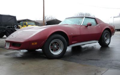 1974 Chevrolet Corvette T Top