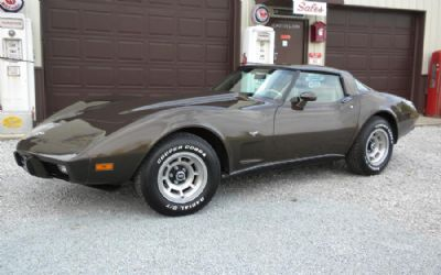 1979 Chevrolet Corvette T-TOP Coupe