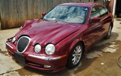 2002 Jaguar S-TYPE 4.00