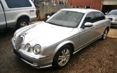 2004 Jaguar S-TYPE 4.20