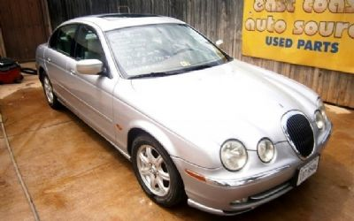 2000 Jaguar S-TYPE 4.00