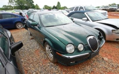 2003 Jaguar S-TYPE 4.20