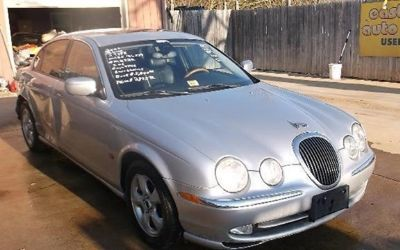 2001 Jaguar S-TYPE 3.00