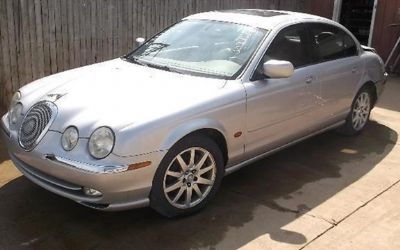 2000 Jaguar S-TYPE 3.00