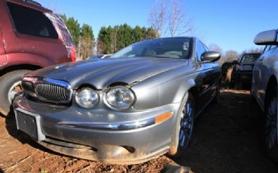 2002 Jaguar X-TYPE 2.5 AWD
