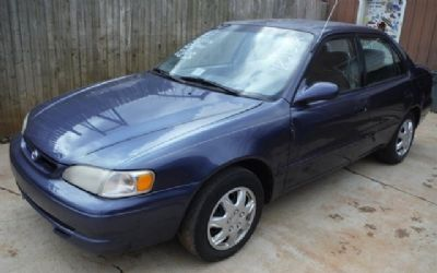 1999 Toyota Corolla VE 4DR Sedan