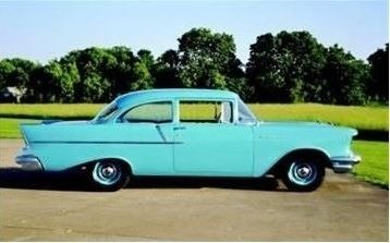 1957 Chevrolet 150 2 Door Coupe