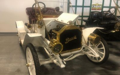 1908 Buick Series 10