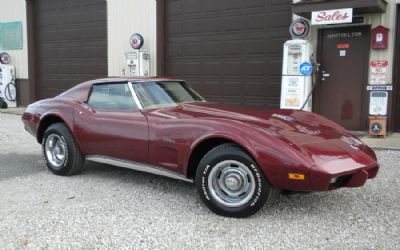 1974 Chevrolet Corvette T-TOP Coupe