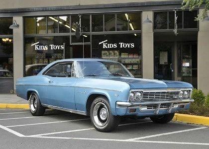 1966 Chevrolet Impala For Sale   AutaBuy com