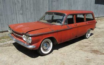 1962 Corvair Series 700 Wagon