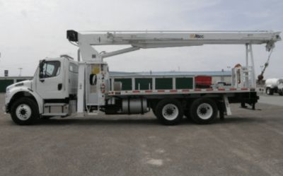 2009 Freightliner Business-Class-M2-106-Bucket-Truck