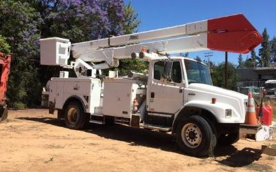 2002 Freightliner 60ft-Bucket-Truck