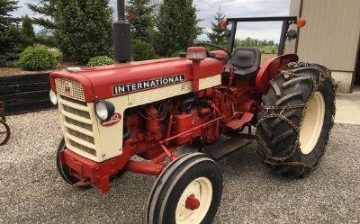 1958 International 460-Utility-Tractor