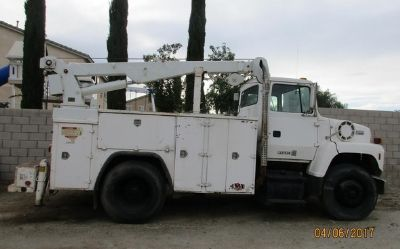 1991 Ford Ln8000-Service-Truck