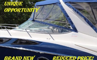 2015 Bayliner New-350-Special-Edition-Sport-Cruise