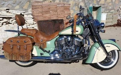 2015 Indian Chief-Vintage