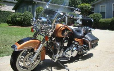 2008 Harley-Davidson Flhrc-Road-King-Classic-Anniversary