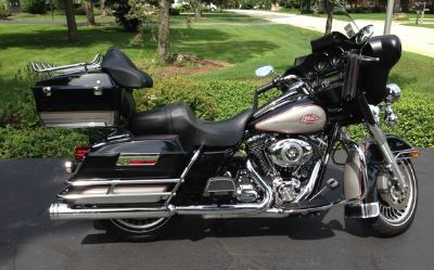 2009 Harley-Davidson Flhtc-Electra-Glide-Classic