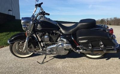 2008 Harley-Davidson Flhrc-Road-King-Classic