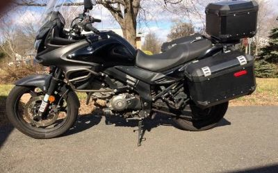 2012 Suzuki Dl650al2-V-Strom-Adventure