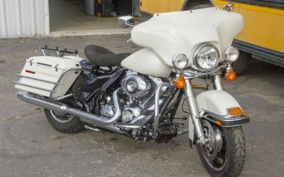 2013 Harley-Davidson Flhtcu-Ultra-Classic-Electra-Glide-Police-Edition