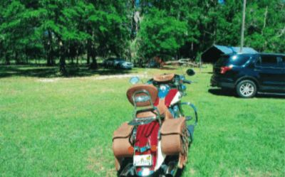 2015 Indian Chief-Vintage-Red