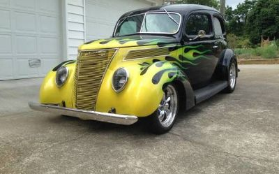 1937 Ford Model-78
